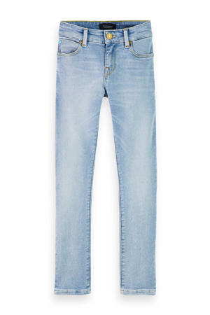 super skinny jeans light denim