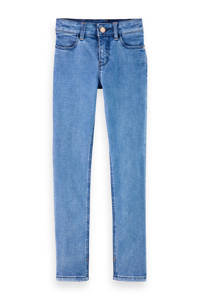 Scotch & Soda high waist skinny jeans light denim, Light denim