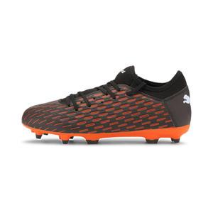 Future 6.4 FG/AG Jr. Jr. voetbalschoenen zwart/oranje
