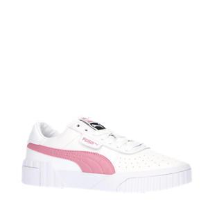sneakers Cali wit/roze