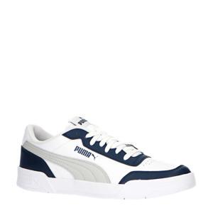 Caracal  sneakers donkerblauw/wit/grijs