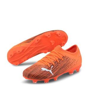 Ultra 3.1 fg/ag Jr. voetbalschoenen oranje/zwart