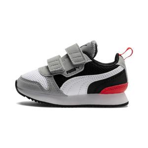R78 V Inf sneakers lichtgrijs/zwart/wit