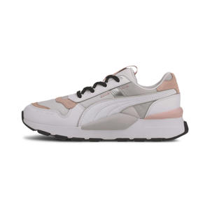 RS 2.0 Futura sneakers wit/lichtroze