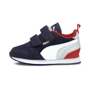 R78 V Inf sneakers donkerblauw/wit/grijs