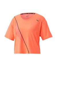 Puma sport T-shirt oranje, Oranje
