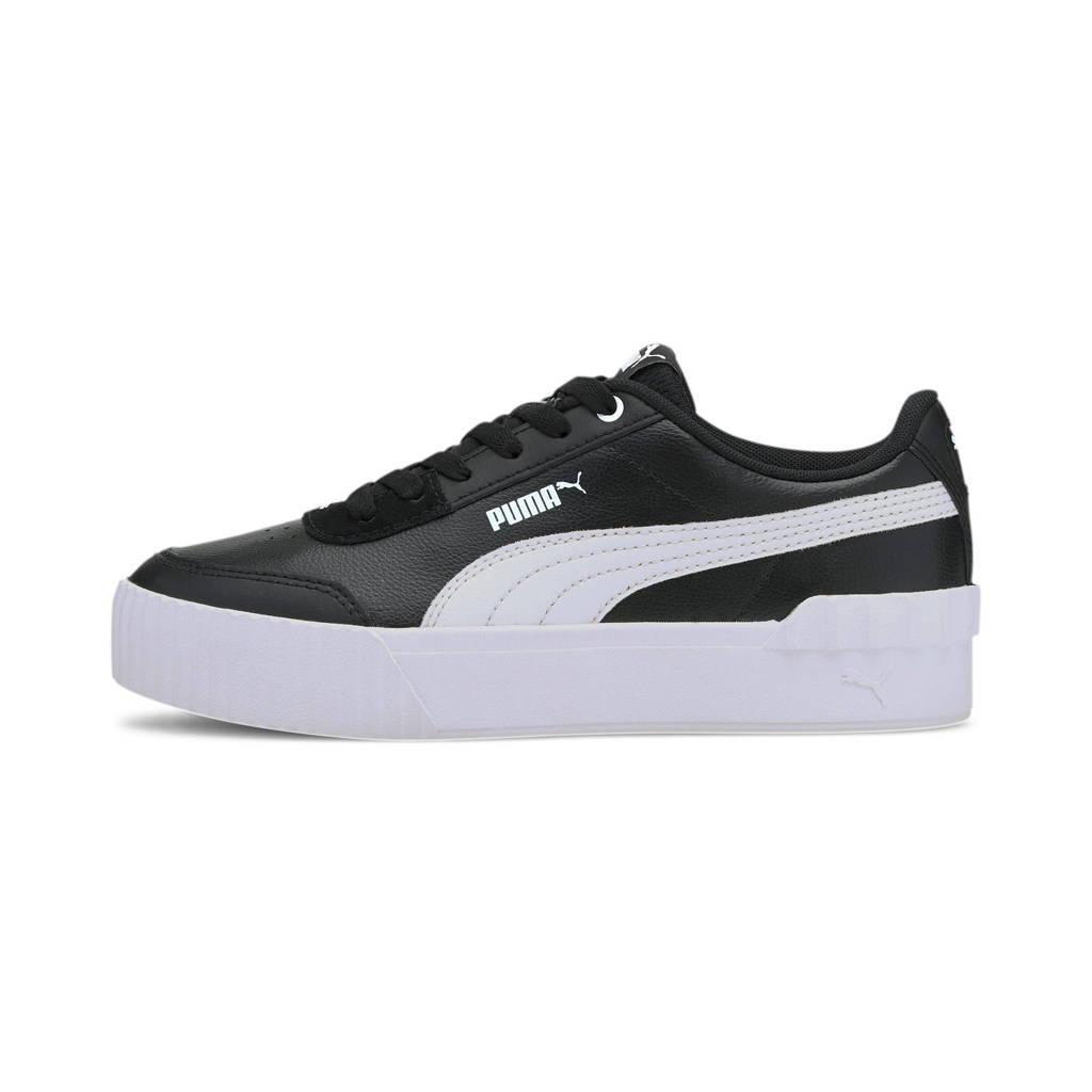 Puma Carina Lift sneakers zwart/wit, Zwart/wit
