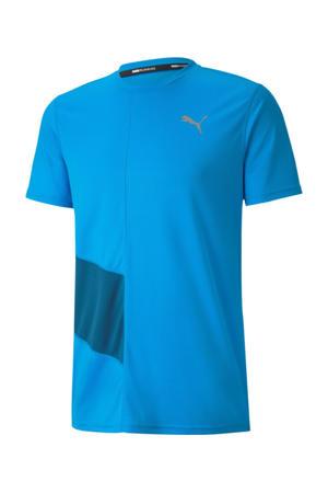 hardloopshirt turquoise