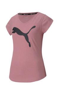 Puma sport T-shirt oudroze, Oudroze