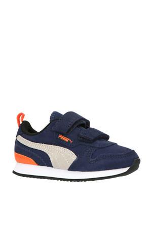 R78  sneakers donkerblauw/grijs