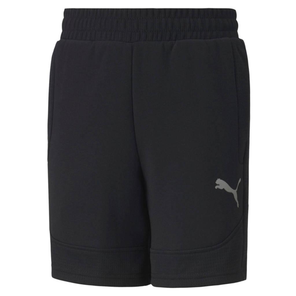 Puma korte broek zwart, Zwart