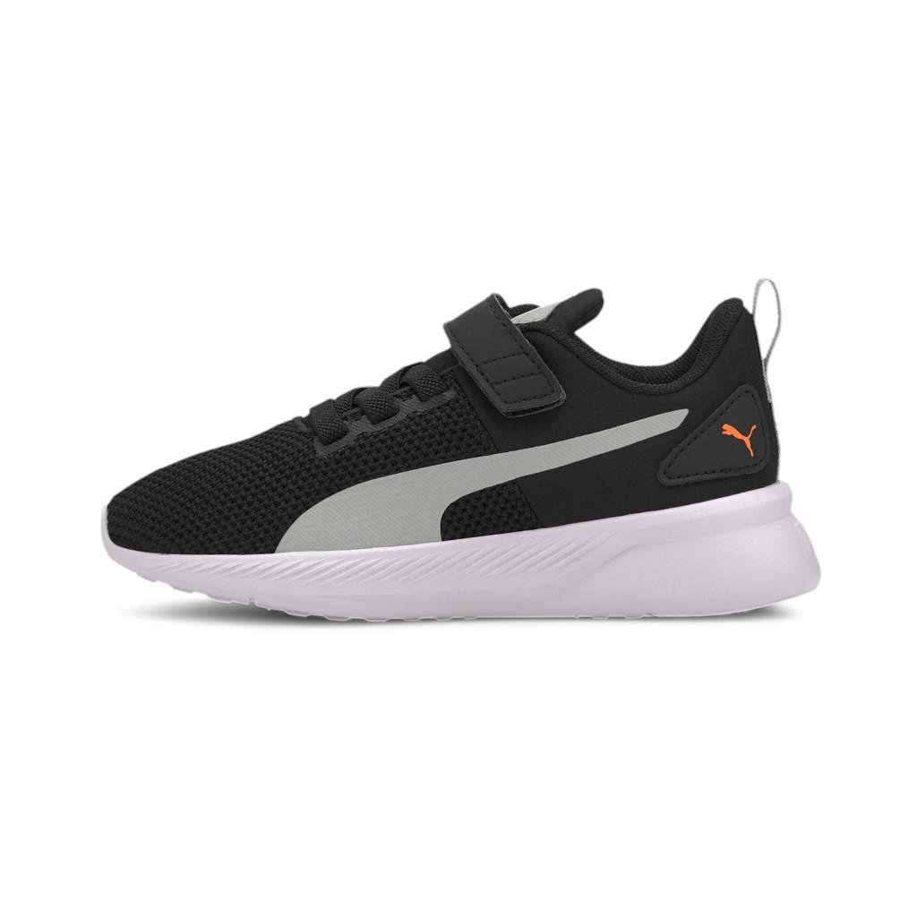 Puma Flyer Runner V PS sneakers zwart/lichtgrijs, Zwart/lichtgrijs