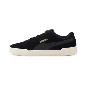 Caracal SD  suède sneakers zwart