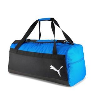 sporttas teamGOAL 23 Teambag M kobaltblauw/zwart