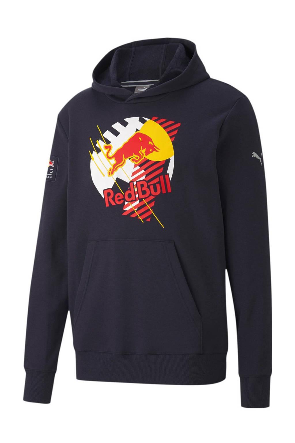 Puma Red Bull Racing sweater donkerblauw, Donkerblauw