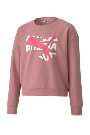 sweater oudroze