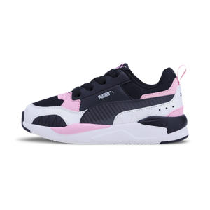 X-Ray 2 Square AC PS sneakers zwart/wit/roze