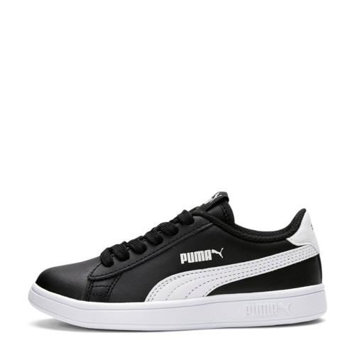 Puma Smash v2 sneakers zwart/wit