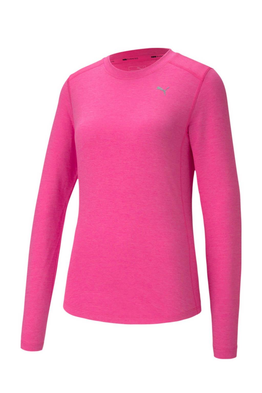 Puma hardloopshirt roze, Roze