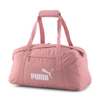 Puma   sporttas Phase Sports Bag oudroze, Oudroze