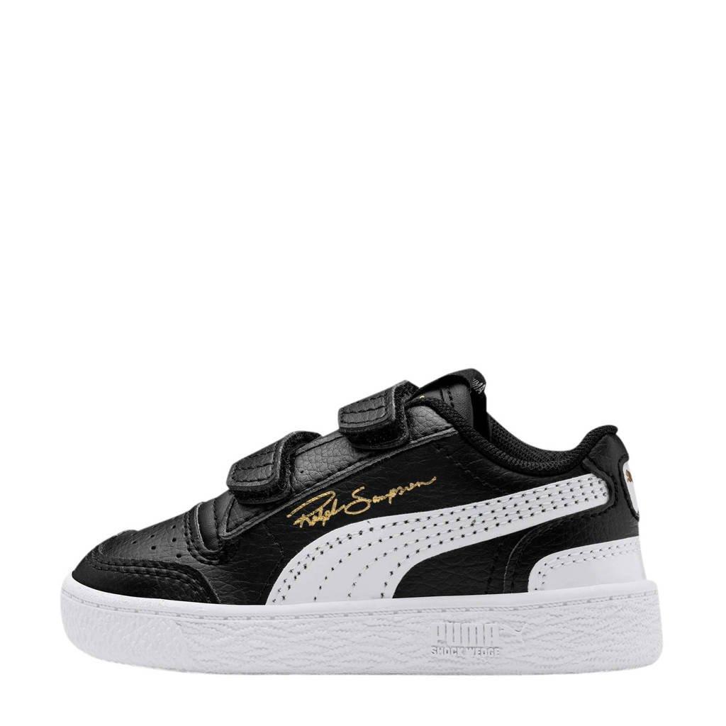 Puma Ralph Sampson  Lo V Inf sneakers zwart/wit, Zwart/wit