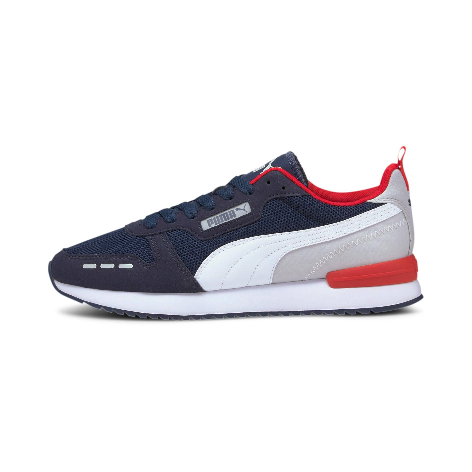 Puma R78 sneakers donkerblauw/wit/lichtgrijs online kopen