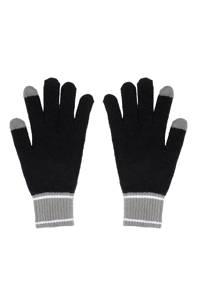 Puma handschoenen zwart/grijs, Zwart/grijs