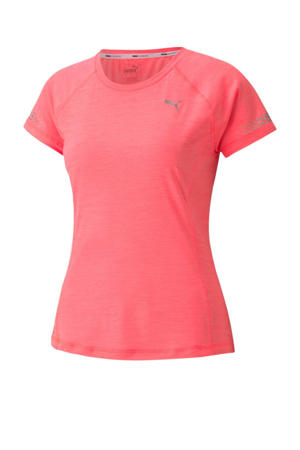 sport T-shirt roze