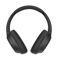 Sony WHCH710NB.CE7 draadloze over-ear koptelefoon, Zwart