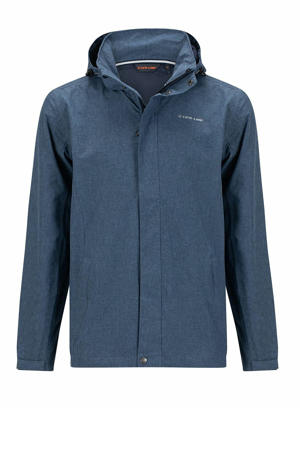outdoor jas Blackpool blauw