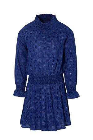 jurk Dalina blauw
