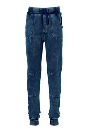 regular fit broek Dexx donkerblauw
