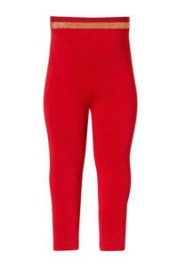 Quapi Mini regular fit legging Ester rood, Rood