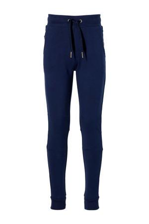 regular fit broek Dio donkerblauw