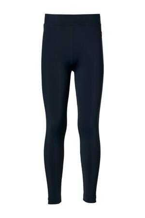 regular fit legging Djamilla donkerblauw