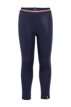 regular fit legging Dounia donkerblauw