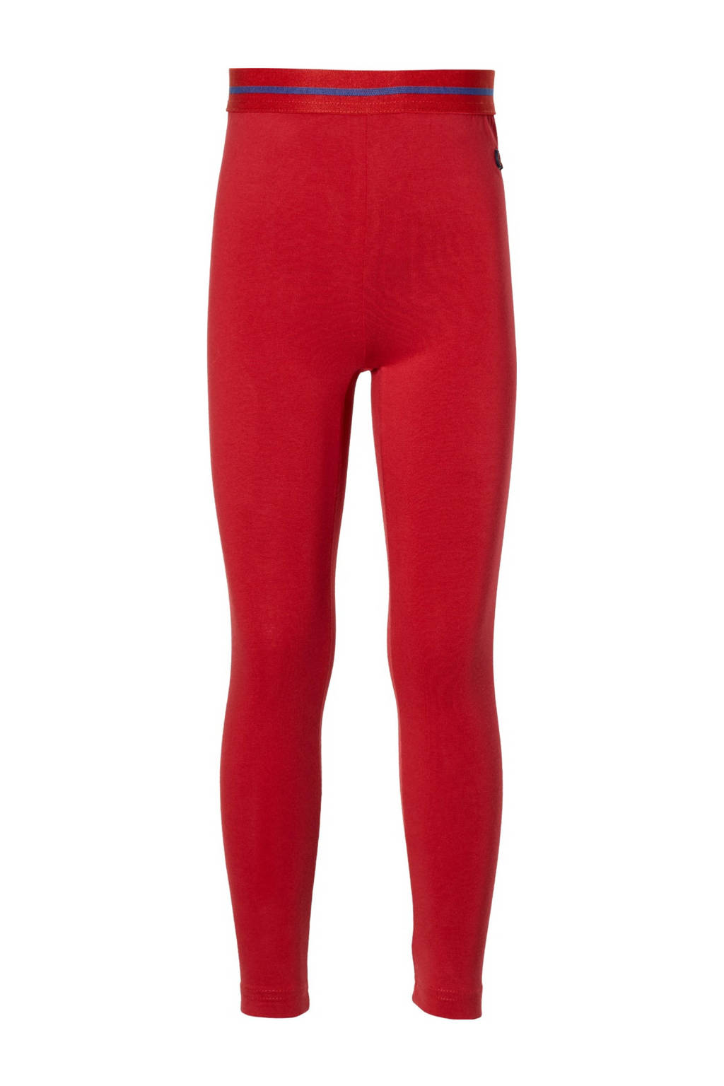 Quapi Girls regular fit legging Diva donkerrood, Donkerrood