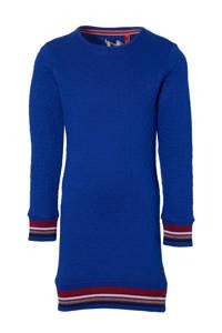 Quapi Girls jurk Daphna blauw, Blauw