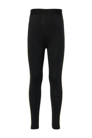 regular fit legging Domiq zwart