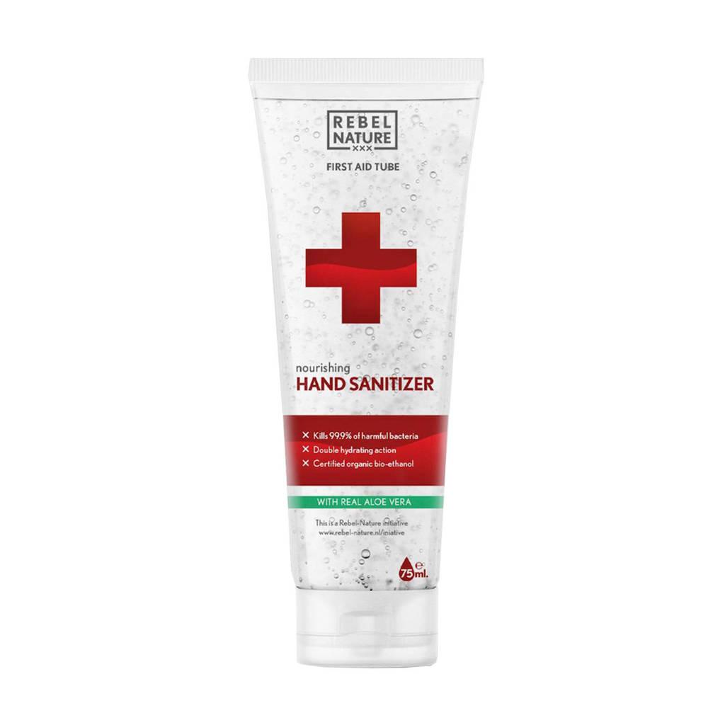 Rebel Nature handdesinfectie gel Nourishing Hand Sanitiser - 75 ml
