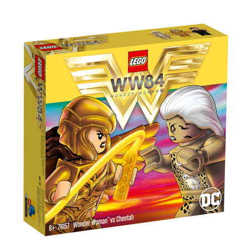 LEGO Wonder Woman VS Cheetah