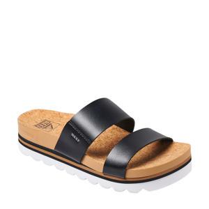 Cushion Bounce Vista Hi  plateau slippers zwart