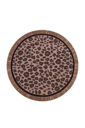 kindervloerkleed Leopard  (Ø120 cm)