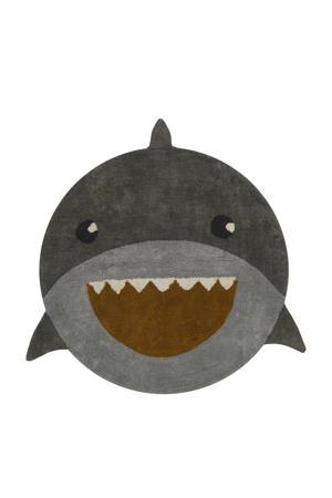 kindervloerkleed Shark  (Ø110 cm)