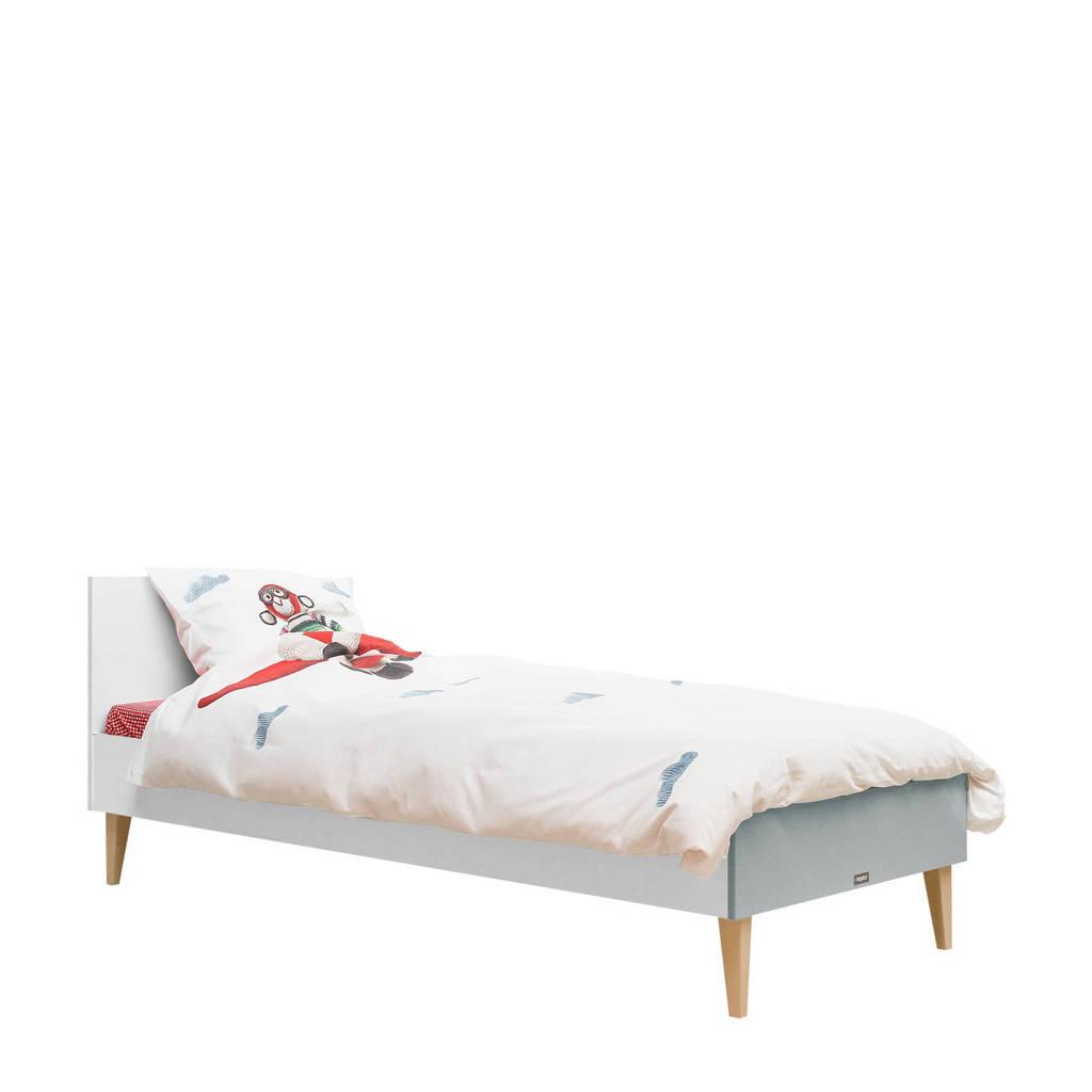 Bopita bed white/grey (excl. bodem) Emma (90x200 cm), White/Grey