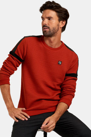sweater rood