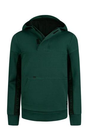 hoodie Chaz donkergroen
