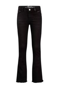 Retour Denim flared jeans Annemiek black denim, Black denim