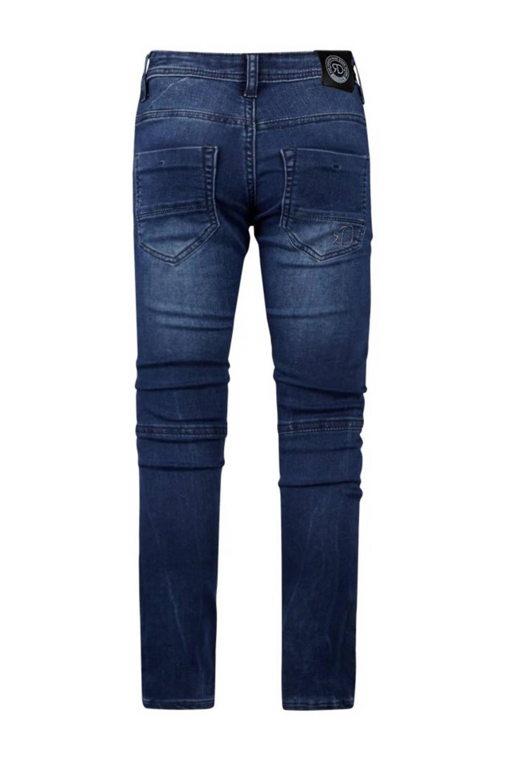 Retour Denim tapered fit jeans Yves medium blue denim, Medium blue denim