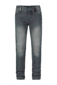 Retour Denim skinny fit jeans Tobias medium grey denim